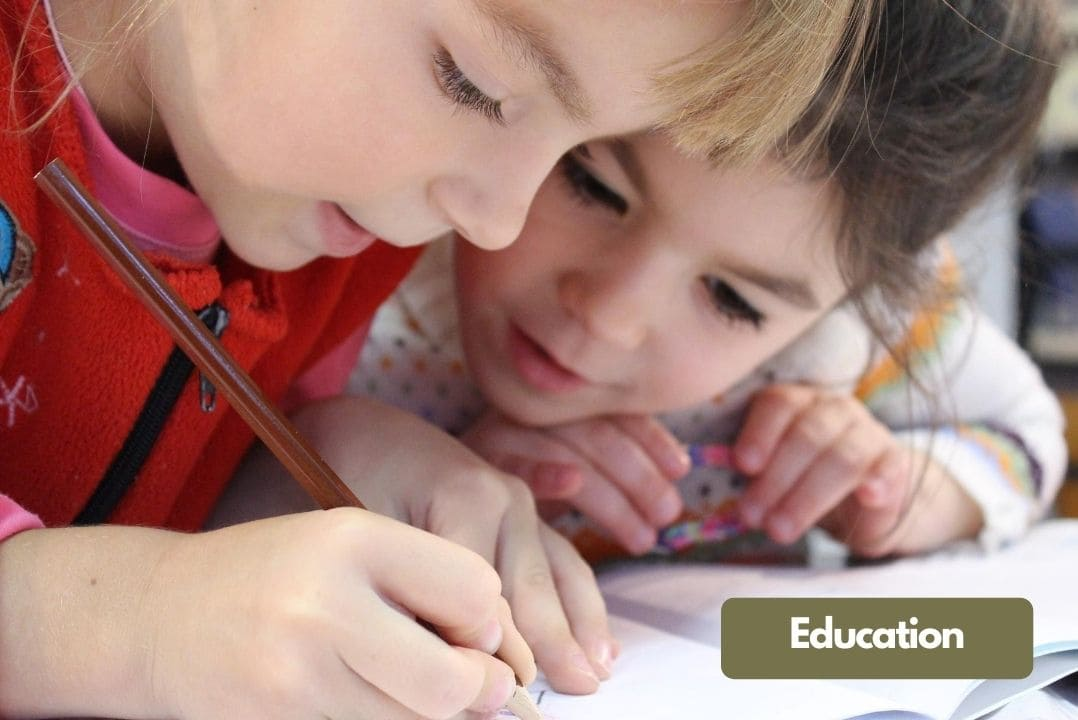 Toddler's writing - Education Mystery Shopping - Mystery Management